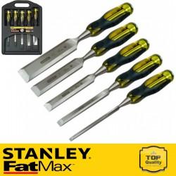 Stanley FatMax 5 db-os üthető vésőkészlet