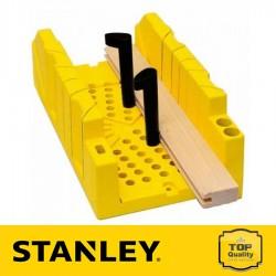 Stanley Műanyag gérvágó láda csapokkal