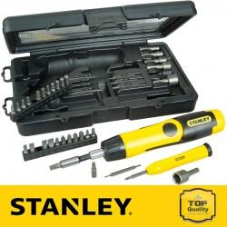 Stanley 38 részes racsnis készlet