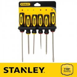 Stanley Basic csavarhúzó készlet PH 6 db