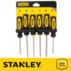 Stanley Basic csavarhúzó készlet PZ 6 db