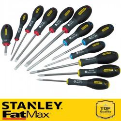 Stanley FatMax csavarhúzó készlet 12 db