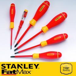 Stanley FatMax szigetelt 6db-os csavarhúzó készlet PH