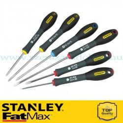 Stanley FatMax műszerész csavarhúzó készlet 6 db