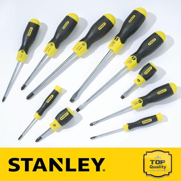 Stanley Cushion Grip csavarhúzó készlet 10 részes PZ
