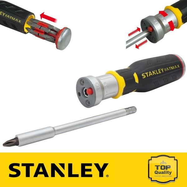 Stanley FatMax Racsnis csavarhúzó készlet LED világítással