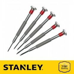 Stanley Precíziós mini csavarhúzó készlet 5 részes