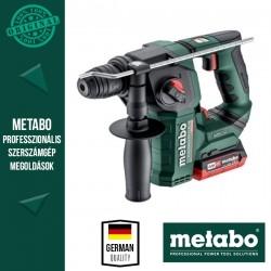 METABO POWERMAXX BH 12 BL 16 Akkus kombikalapács (2x 12 V/4,0 Ah akkuval és töltővel)