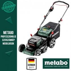METABO RM 36-18 LTX BL 46 Akkus fűnyíró alapgép