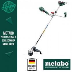 METABO FSB 36-18 LTX BL 40 (body) Akkus fűkasza szarv fogóval (akku és töltő nélkül)