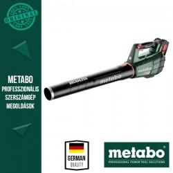METABO LB 18 LTX BL Akkus lombfúvó akkuszettel (2x 5.2 Ah akku, ASC 55 töltő)