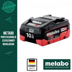 METABO Akkuegység LiHD 18 V - 10,0 Ah