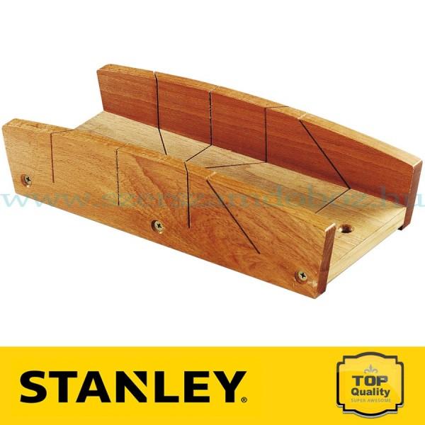 Stanley Hagyományos fa gérvágó láda