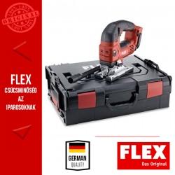 FLEX JSB 18.0-EC Akkumulátoros dekopírfűrész, 18.0 V (akku és töltő nélkül)