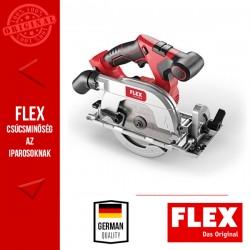 FLEX CS 62 18.0-EC Akkus Körfűrész védő burával, 18,0 V (akku és töltő nélkül)