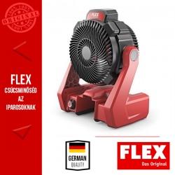 FLEX CF 18.0/230 Akkumulátoros ventilátor, 18.0 V / 230 V (akku és töltő nélkül)