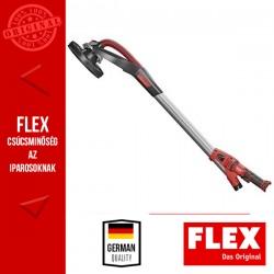 FLEX GE MH 18.0-EC/5.0 SET Akkus fal- és mennyezetcsiszoló zsiráf, cserélhető fejekkel, 18.0 V (2x 5.0 Ah akkuval és töltővel)
