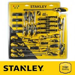 Stanley Csavarhúzó készlet 69 részes