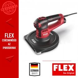 FLEX GCE 6-EC Rövidszárú falcsiszoló, csapott élszegmensű fejjel