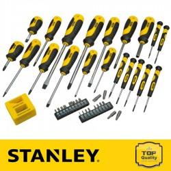Stanley 42 részes csavarhúzó készlet