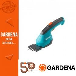 GARDENA ClassicCut Li Akkumulátoros fű- és  bokornyíró olló készlet
