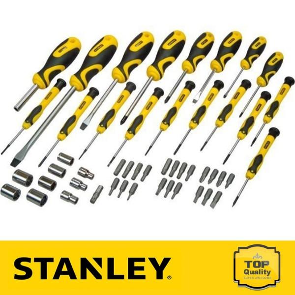 Stanley 49 részes csavarhúzó készlet