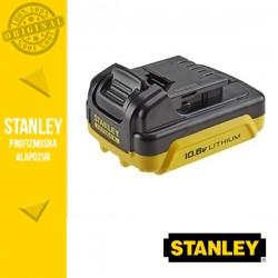 STANLEY FMC086L-XJ FATMAX Csúszó akkumulátor, 10.8V, 1.5Ah