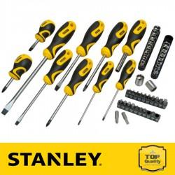 Stanley 48 részes csavarhúzó készlet