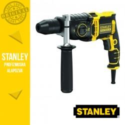 STANLEY FMEH850K-QS FATMAX Kétsebességes ütvefúró kofferben, 850 W