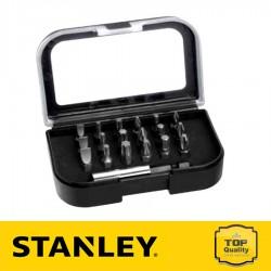 """Stanley 19 részes 1/4"""" behajtófej készlet 25 mm"""