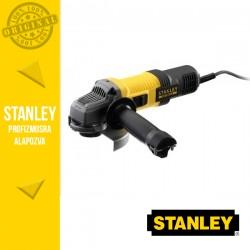 STANLEY FMEG220K-QS Sarokcsiszoló kofferben, 850 W, 125 mm