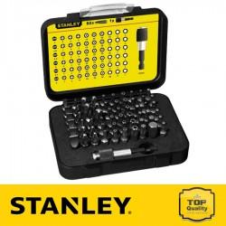 """Stanley 61 részes 1/4"""" behajtófej készlet 25 mm"""