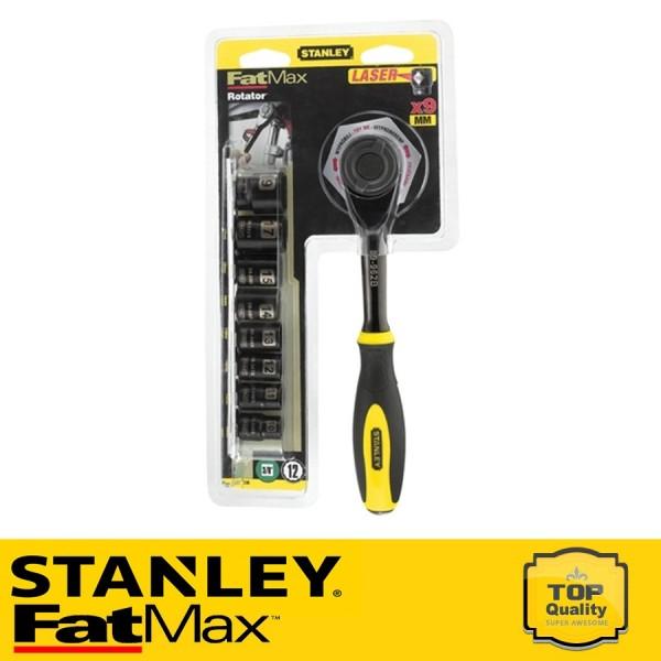 """Stanley FatMax 11 részes 1/4"""" Rotációs racsnis kar dugókulcsokkal"""