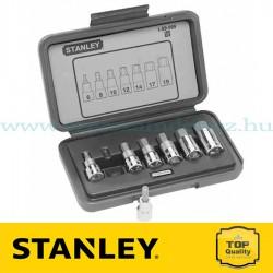 """Stanley 7 részes 1/2"""" Metrikus imbusz bit dugókulcs készlet"""