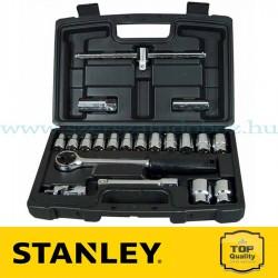 """Stanley 20 részes 1/2"""" Dugókulcs készlet"""