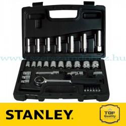 """Stanley 30 részes 3/8"""" Dugókulcs készlet"""