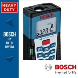 Bosch DLE 70 Professional Lézeres Távolságmérő