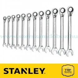 Stanley 12 db-os Racsnis csillagvillás kulcskészlet