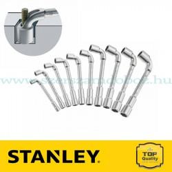 Stanley 10 db 6x6 pontos pipakulcs készlet