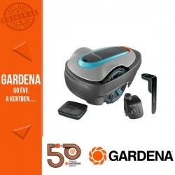 GARDENA robotfűnyíró Smart System készlet