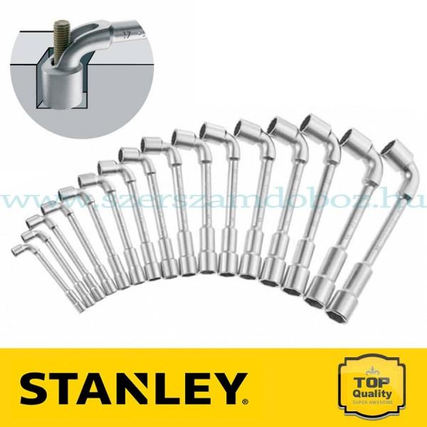 Stanley 16 db 6x12 pontos pipakulcs készlet