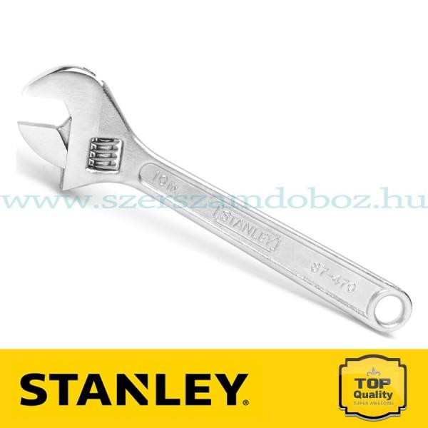Stanley Állítható csavarkulcs 200 mm