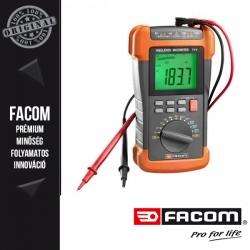 FACOM Nagyfeszültségű multiméter és szigetelésteszter