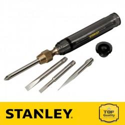 Stanley Multibit csavarhúzó 3 db behajtóheggyel