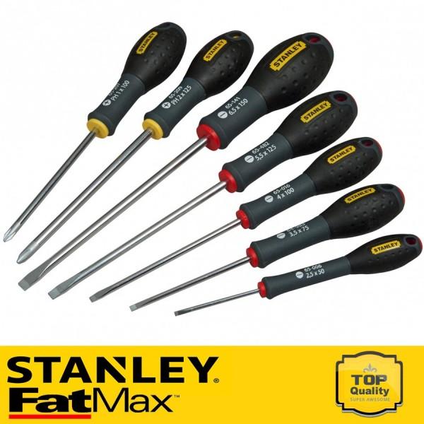 Stanley FatMax 7 részes csavarhúzó készlet