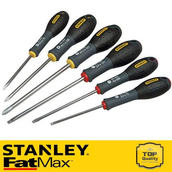 Stanley FatMax 6 részes csavarhúzó készlet