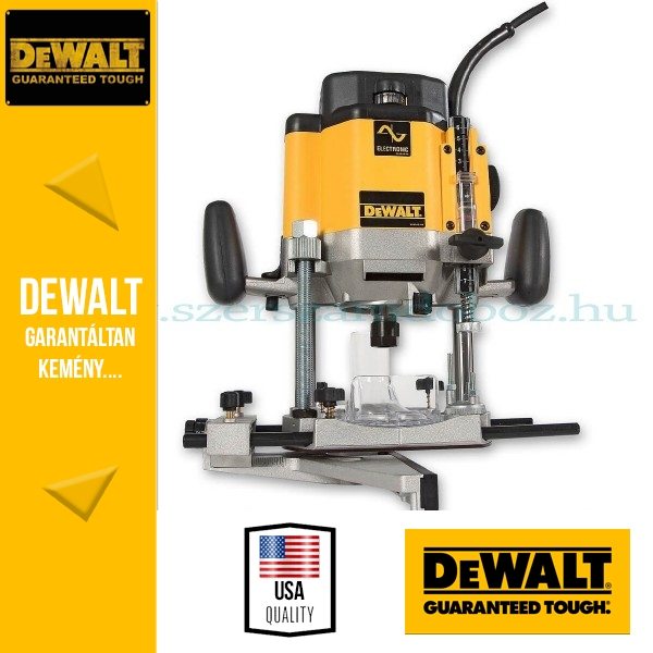 DeWalt DW625E-QS Felsőmarógép
