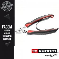 FACOM Diagonális csípőfogó, 2,2 mm, 180 mm
