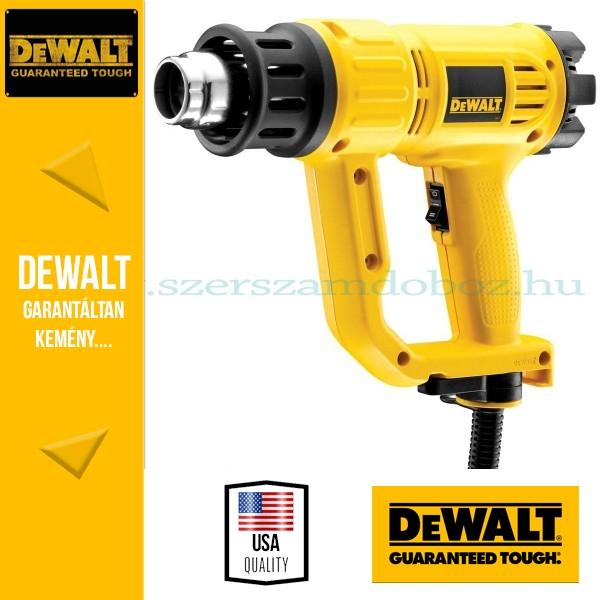 DeWalt D26411-QS Hőlégfúvó