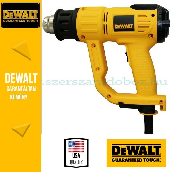 DeWalt D26414-QS Hőlégfúvó